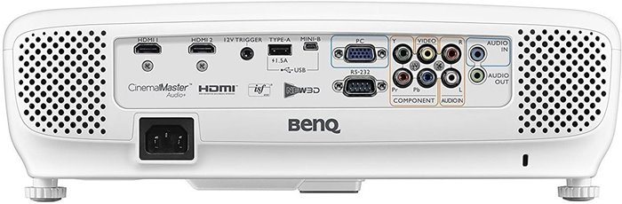 BenQ HT2050A 1080P Home Theater Projector 2200 Lumens 96% Rec.709 for Accurate Colors Low Input Lag Ideal for Gaming