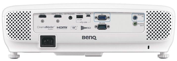 Benq HT2150ST - Connectivity Options