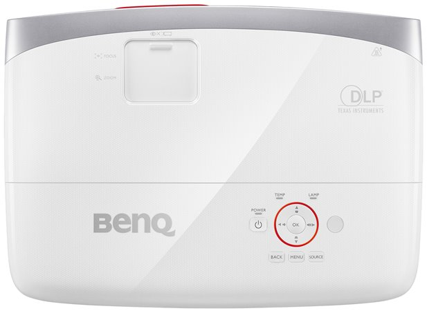 Benq HT2150ST - Top Panel Controls