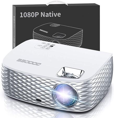 GooDee BL98 - best movie projector under 300