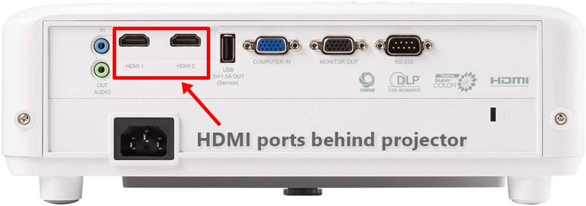 HDMI port - how to connect amazon fire stick to home theater system