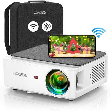 Yaber V6 - best home projector under 300