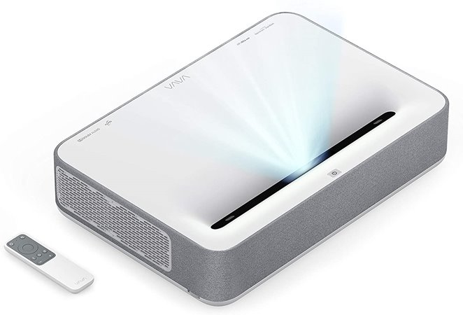 VAVA 4K UST projector consumes 360W of power