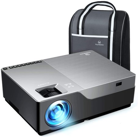 Vankyo Performance V600 Projectors comes with Carrying Bag in the Package