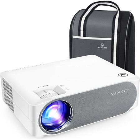 Vankyo Performance V630 Projectors comes with Carrying Bag in the Package