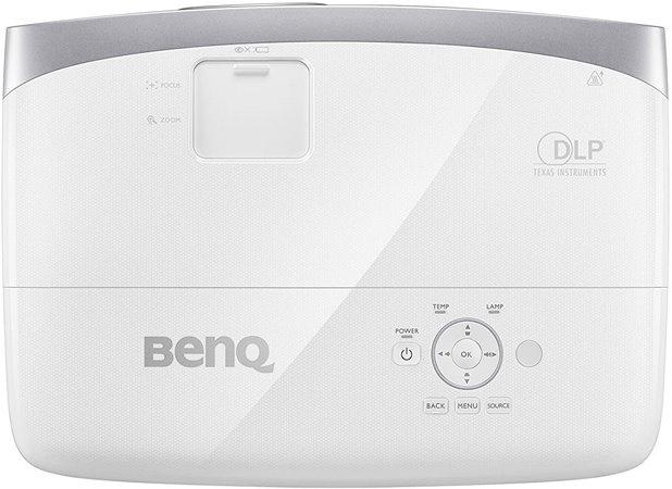 BenQ HT2050A 2D Keystone for Flexible Setup