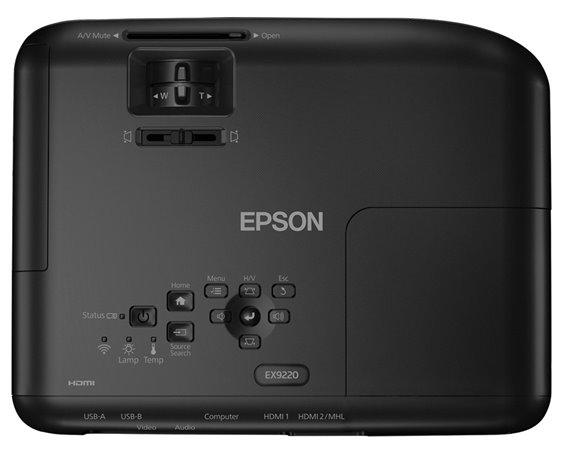 Epson Pro EX9220 - best daylight projector