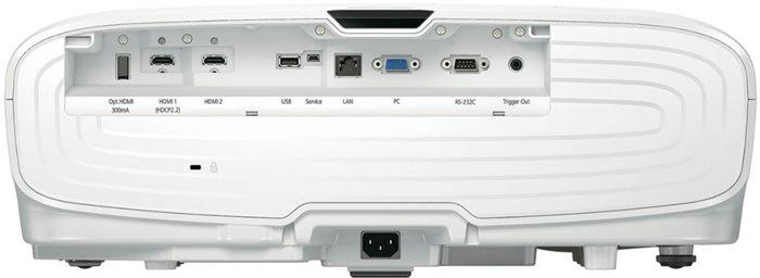Epson Home Cinema 4010 - connectivity options