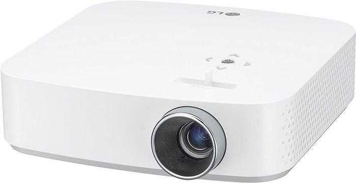 LG PF50KA - best battery powered projector