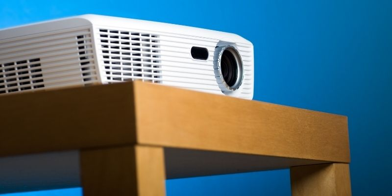 Best Projector for Dorm Room - Featured Image