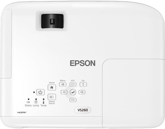 Epson VS260 - Best Projector for Dorm Room