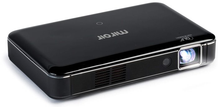 Miroir M220 HD Pro Pocket Projector Review