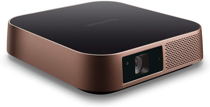 Viewsonic M2 - Smart & Portable Projector for Dorm Room
