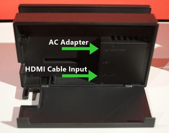 nintendo switch projector dock