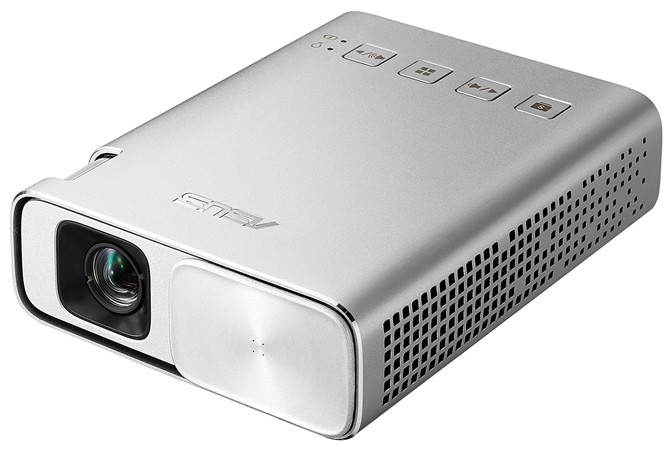 Asus Zenbeam E1 - art projector for cookie decorating