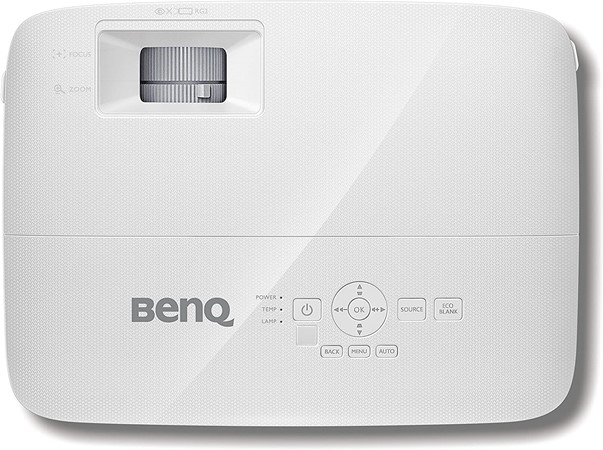 BenQ MH733 Full HD projector with 1.3x optical zoom