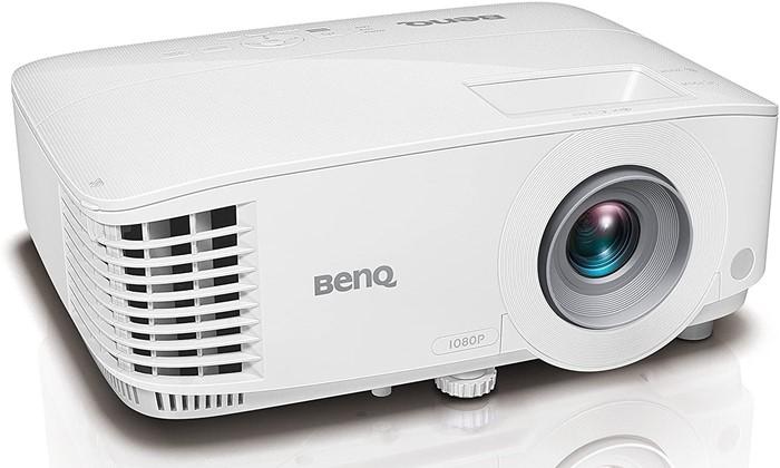 BenQ MH733 has high contrast ratio