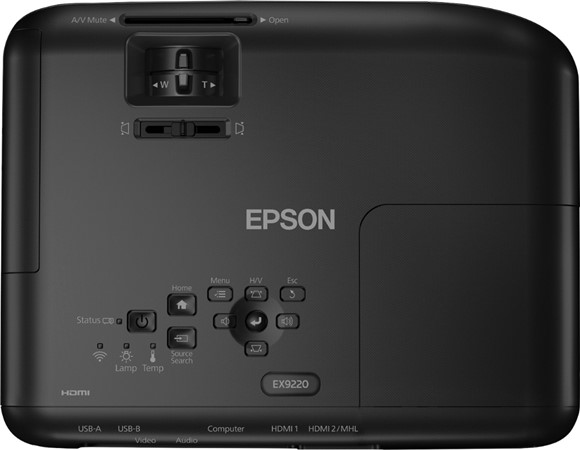 epson ex9220 wireless 3LCD projector