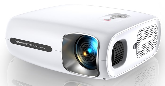 Yaber Pro V7 - best projector for atmosfx